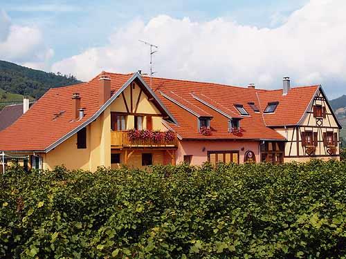 Gastezimmer Haut-Rhin, Ammerschwihr (68770 Haut-Rhin)....