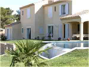 Bed & breakfasts Bouches du Rhône, from 75 €/Nuit. House/Villa, Ventabren (13122 Bouches du Rhône), Swimming Pool, Garden, WiFi, Parking, 3 Double Bedroom(s), Bowls, Country View, South Direction, No Smoking House, Pets forbidden....