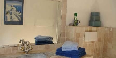 Amandari La salle de bains chambre Lavande
