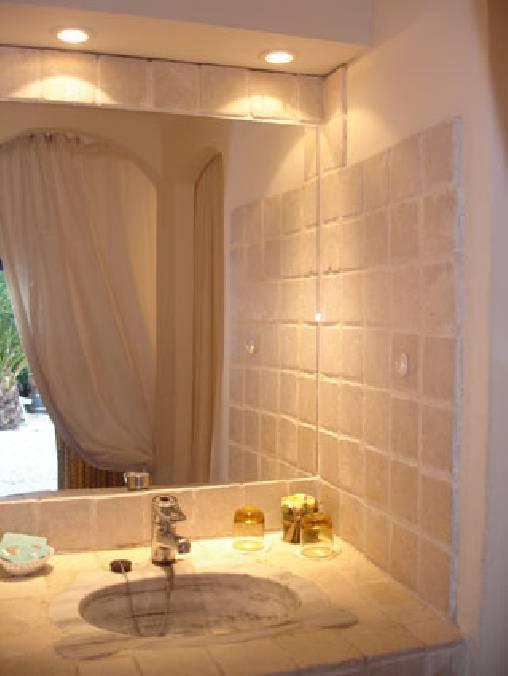 salle de bain mimosa