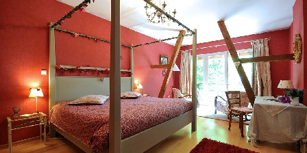 Ambiance Jardin Rose room