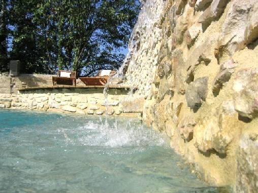 Chambre d'hote Gard - La piscine