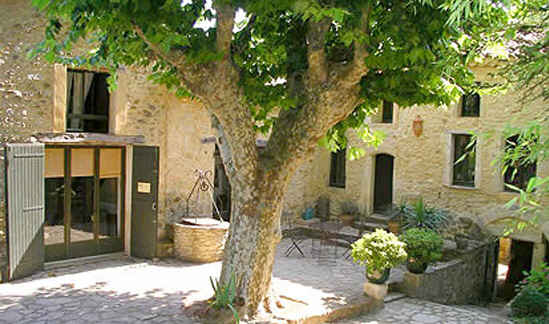 Bed & breakfasts Gard, from 85 €/Nuit. House of character, Saint Michel d`Euzet (30200 Gard), Charm, Swimming Pool, Garden, WiFi, Baby Kits, Air-Conditioning, 3 Double Bedroom(s), 2 Suite(s), 24 Maximum People, Library...