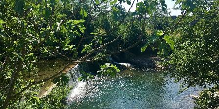 Les Asphodeles La cascade
