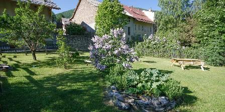 Les Astragales Le jardin