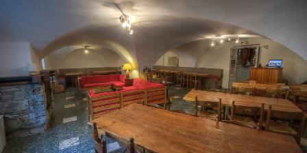 Les Astragales La salle à manger