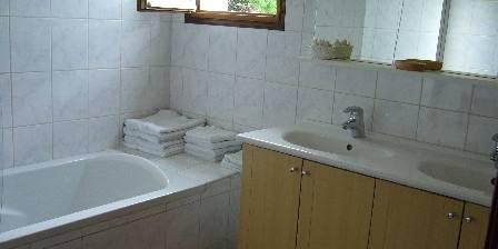 Au Petit Calin Salle de bain suite