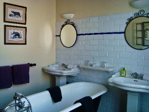salle de bain chambre Louison