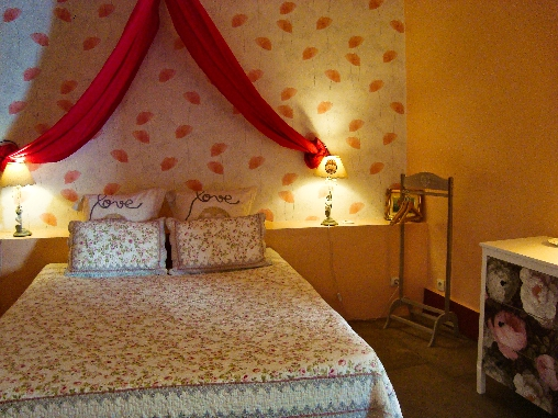 Chambre d 39 hote au soleil chambre d 39 hote herault 34 for Chambre d hotes herault