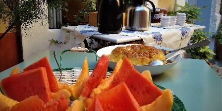 Au Soleil Petit déjeuner