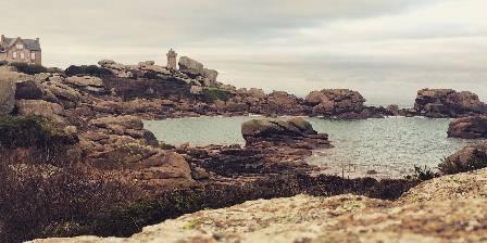 Le Puits de Jeanne The pink granite coast -  Perros Guirec