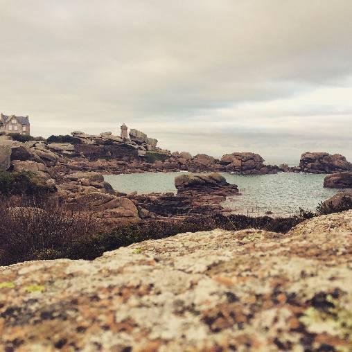 La côte de granit rose - Perros Guirec