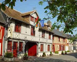 Chambres d'hotes Calvados, Beuvron en auge (14430 Calvados), 3 épis....