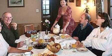 Back Zdenka et Daniel Un petit déjeuner très convivial