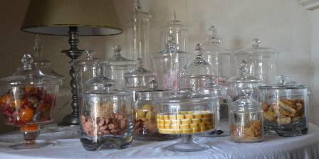 Le Balcon des Alpilles La table des gourmandises