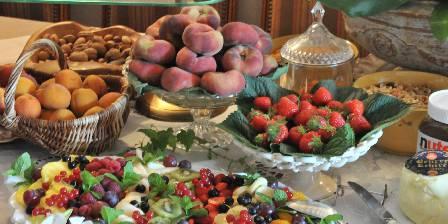 Le Balcon des Alpilles Les fruits de Provence
