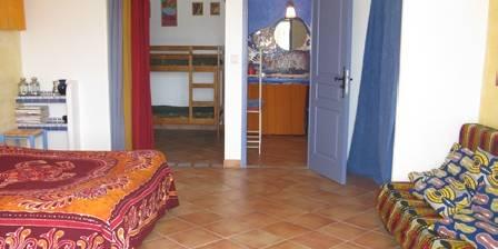 La Ballière Chambre familiale très spacieuse avec terrasse