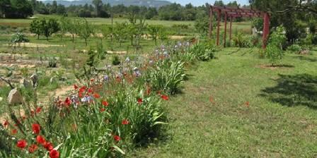 La Ballière Jardin cultivé en bio sur un hectare