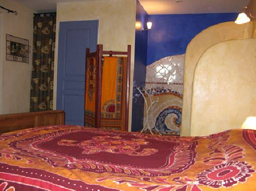 Chambre d'hote Vaucluse - Une autre chambre 4 places