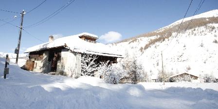 La Barma Chambres wwf panda dans les Hautes-Alpes, Queyras.