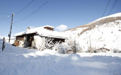 Chambres wwf panda dans les Hautes-Alpes, Queyras.