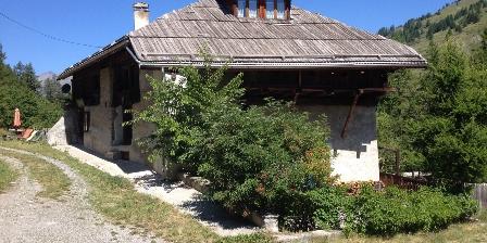 La Barma Maison d'hôte la Barma à Abries-Ristolas en Queyras