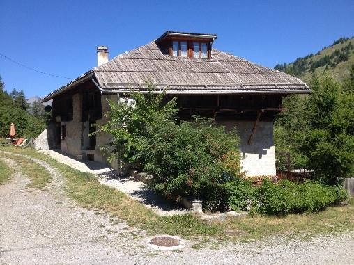 Maison d'hôte la Barma à Abries-Ristolas en Queyras