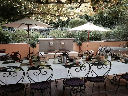Chambre d'hote Bouches du Rhône - Petits déjeuners