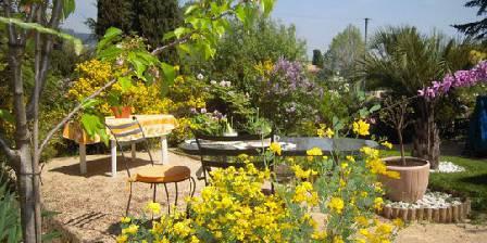 Bastide des Jaisous Breakfast garden