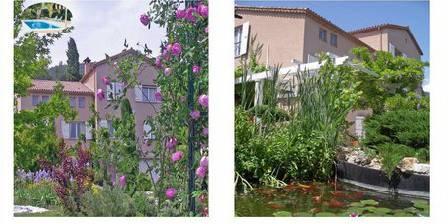 Bastide des Jaisous 4 seasons