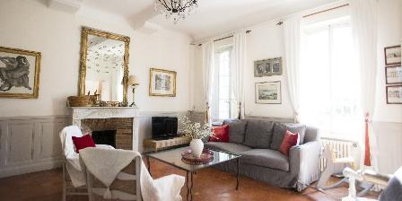 La Bastide du Bosquet Living room