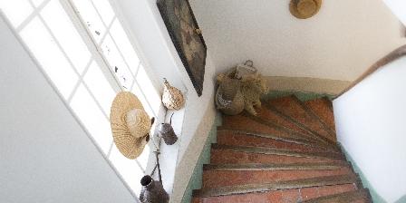 La Bastide du Bosquet Stairs
