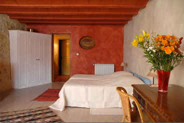 Chambre d'hote Vaucluse - La chambre Ardoise
