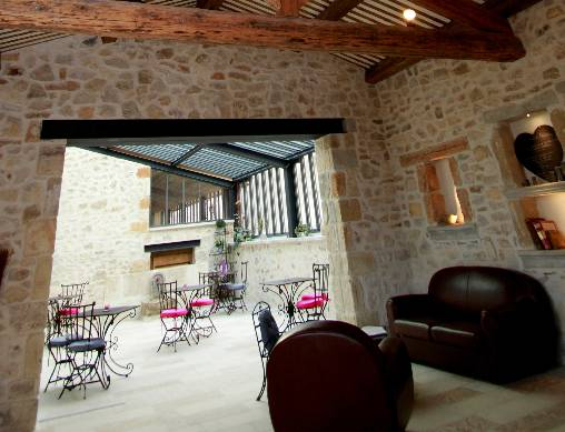 bed & breakfast Drôme - Porch