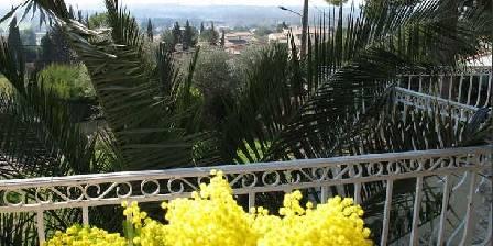 Bellevue La vue de la terrasse