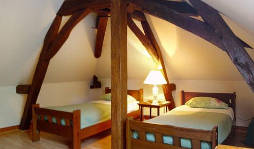 Chambre d'hote Indre-et-Loire - Suite verte
