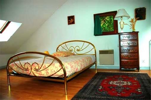 Chambre d'hote Indre-et-Loire - Suite bleue - chambre 1
