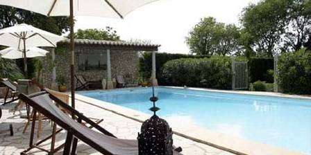 Bastide de Boisset La piscine