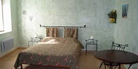 Bastide des Bourguets La chambre Olivier