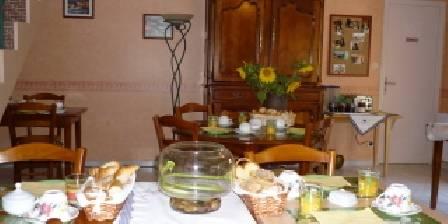 La Jacotière Petits déjeuners