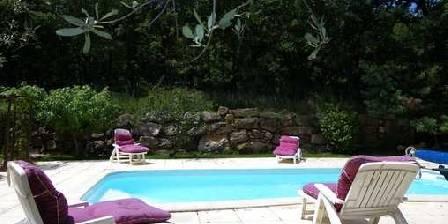 Les Buissonnets La piscine