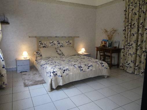Chambre d'hote Gard - La chambre Bleue