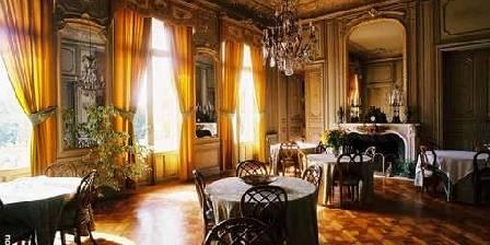 Château Saint Martial Breakfast room