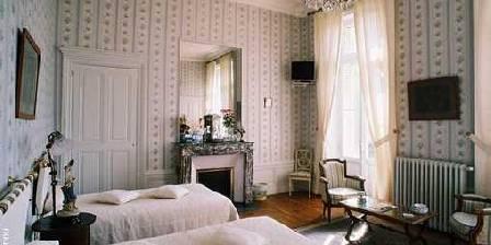 Château Saint Martial Chambre Mimosas