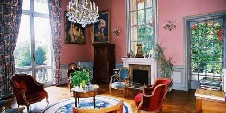 Château Saint Martial Petit salon
