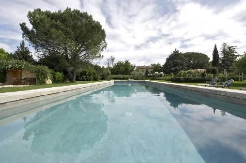 Chambre d'hote Gard - Une grande piscine de 12m X 4m