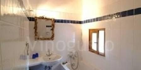 Casa Albina Salle de bain de la suite Acetula