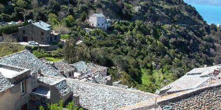Casa Maria Vue chambres côté village
