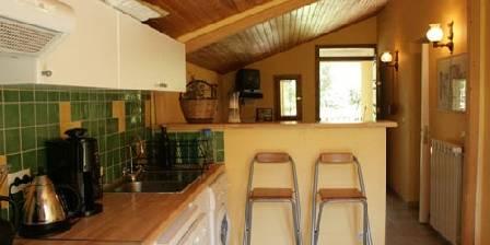 Les Gîtes du Cap Corse Kitchen's Casa