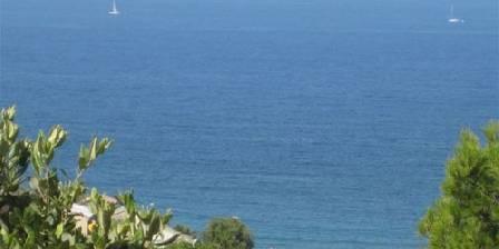 Les Gîtes du Cap Corse Vue de A Fronda